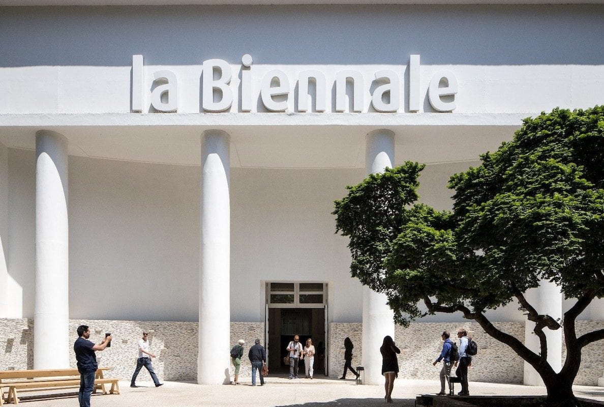 Italian women artist at the 2019 Biennale