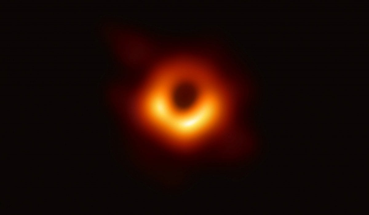 The 5 Italian scientists on the 'Black Hole Cam' team