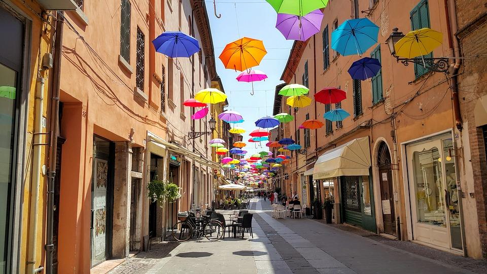 Lesser-know Italian cities