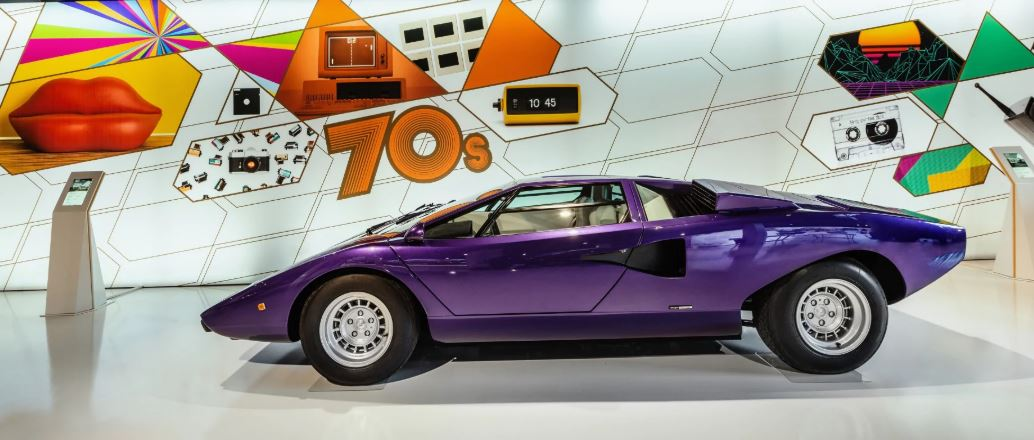 MUDETEC, the new and updated Lamborghini Museum in Bologna