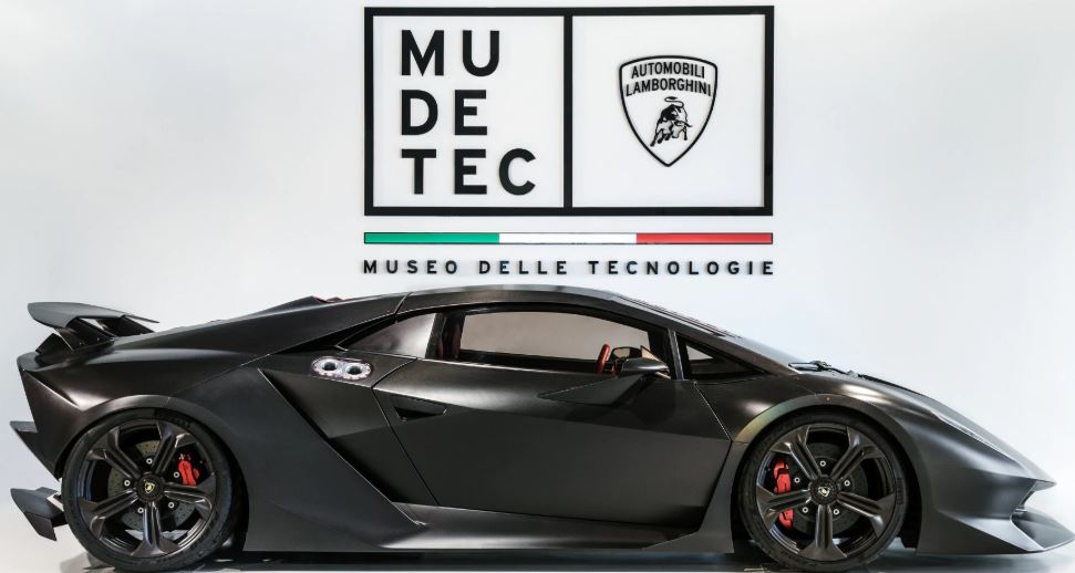 Lamborghini develops its first electric supercar with MIT