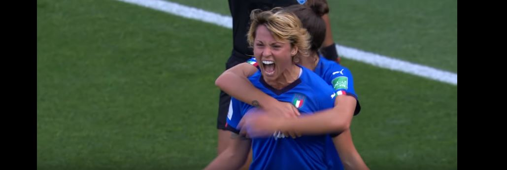 Milena Bertolini's Italy flies to the World Cup quarter-finals
