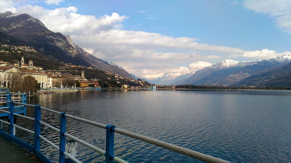 Lago d'Iseo, the lesser known gem of the Italian Lake District