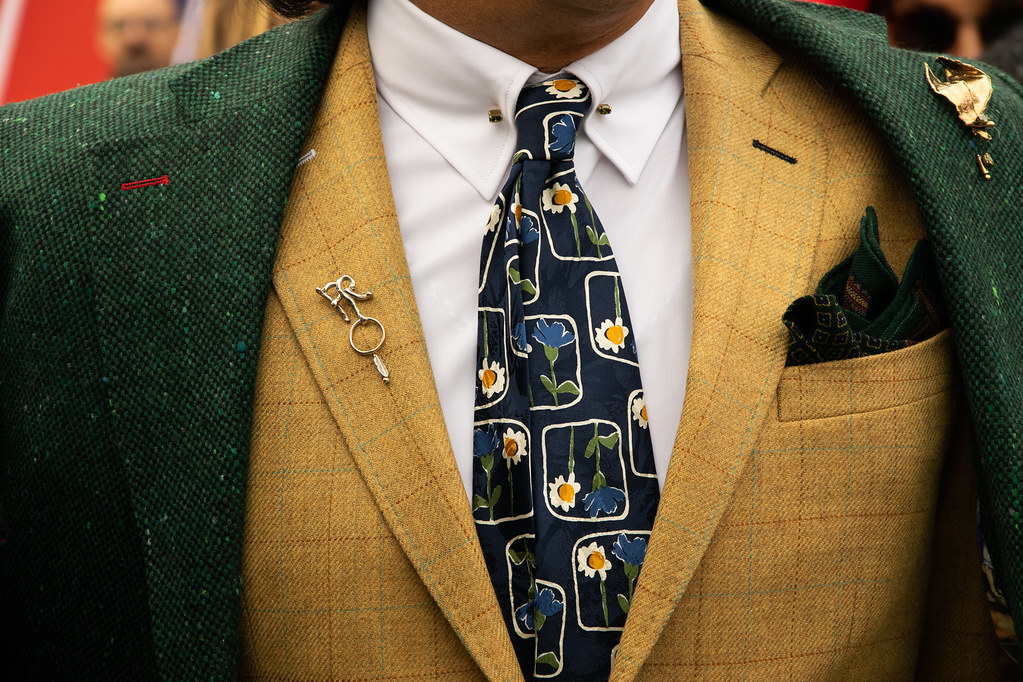 Men's fashion in Florence