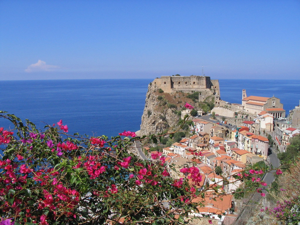 Scilla, the jewel of Costa Viola