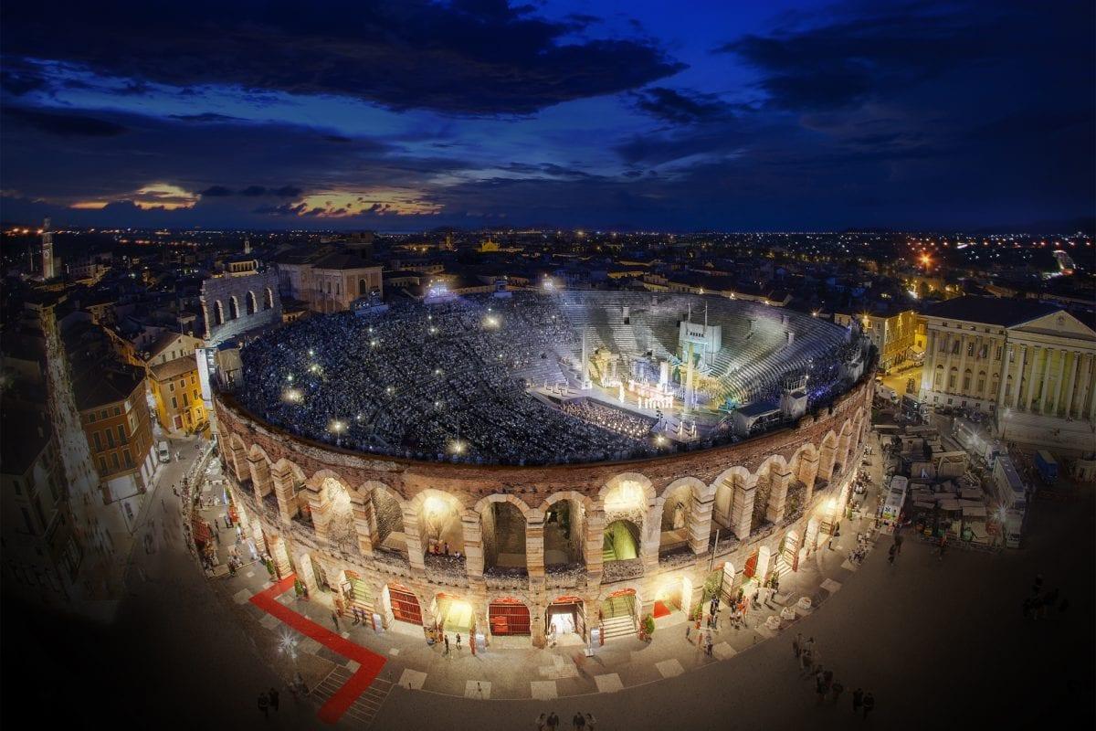 Arena di Verona Opera Festival 2019