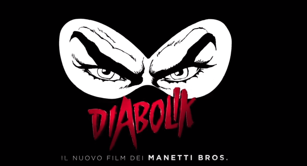 Diabolik: from comic strip to movie