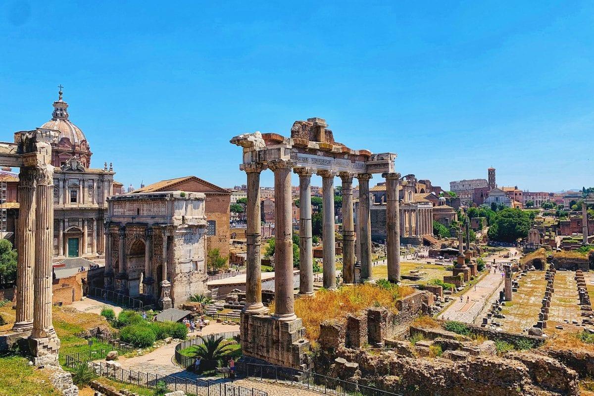 Top Italian cities as movie sets