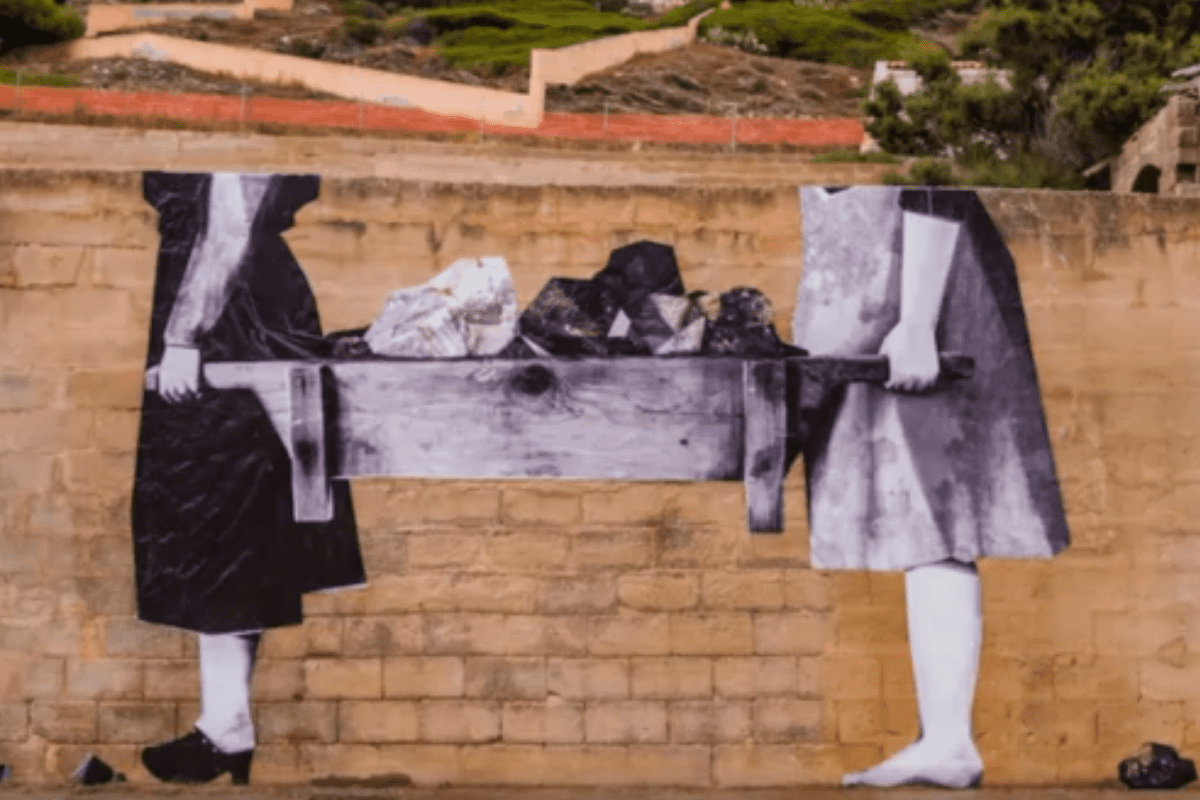 Argentiera turns into an open-air interactive museum