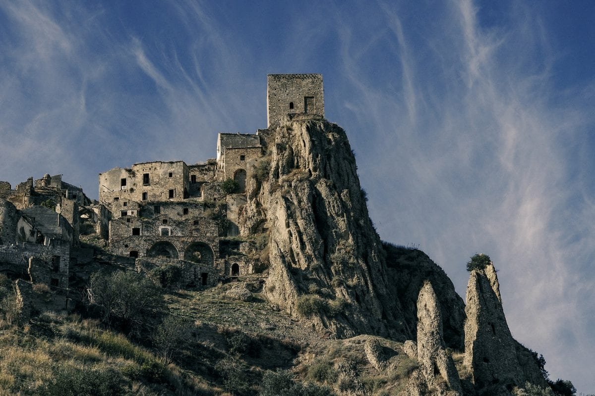Craco, the ghost town loved by moviemakers