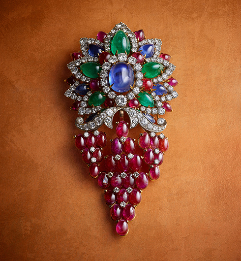 Bulgari's story and dream on show in Rome