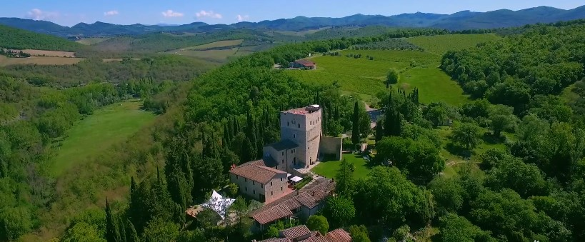 The most luxurious properties and villas for sale in Italy