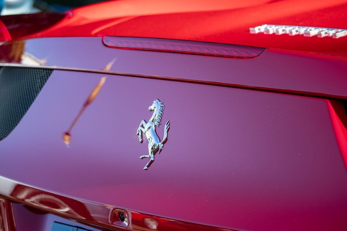 Ferrari is the world's most powerful brand for the second year running