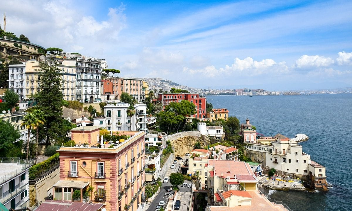 Naples is currently the coolest of all Italian cities