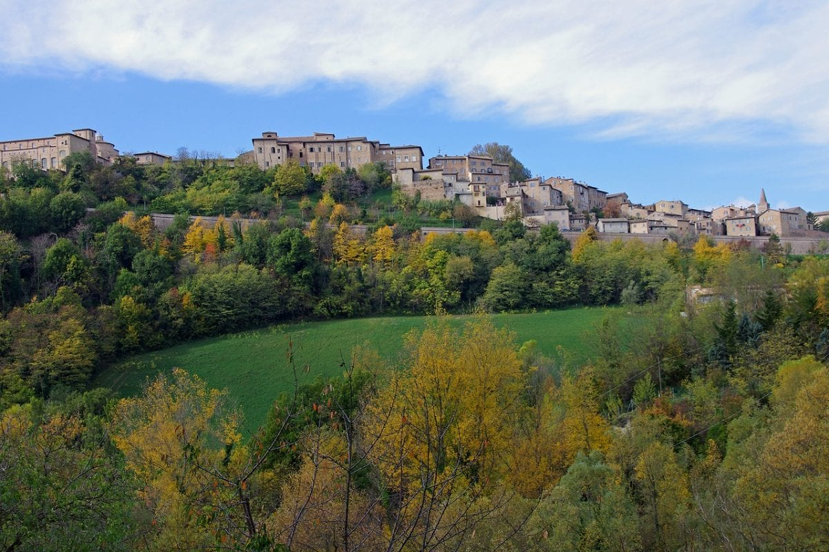 Marche is among 'Best in Travel 2020'