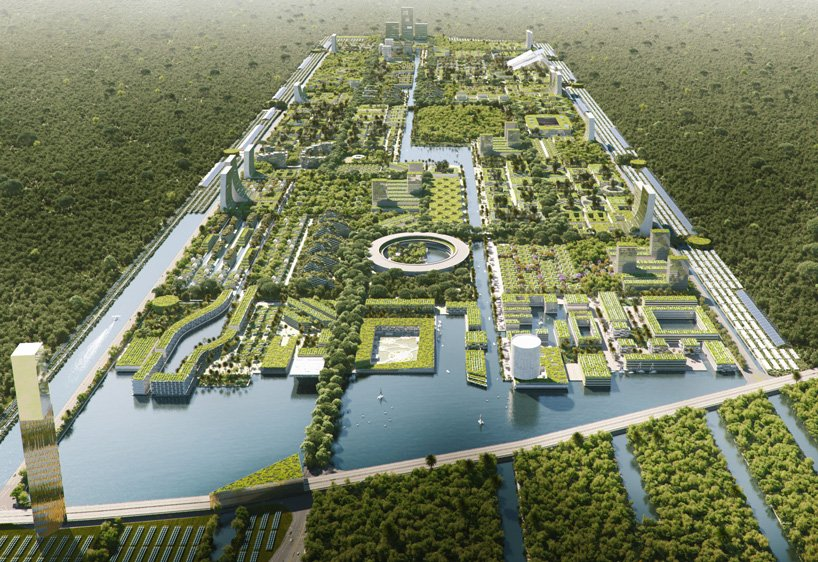 Boeri's new challenge is a forest city in Cancun