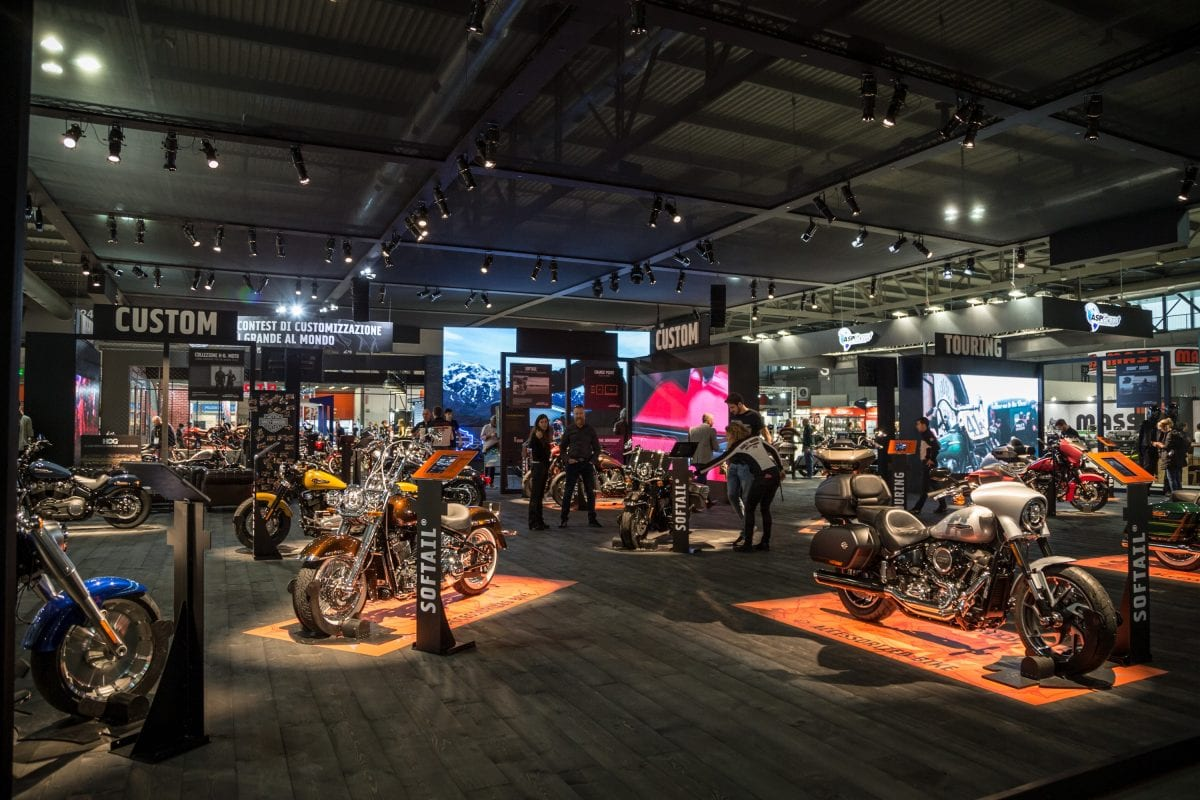 EICMA 2019, the revolution of motorcycles