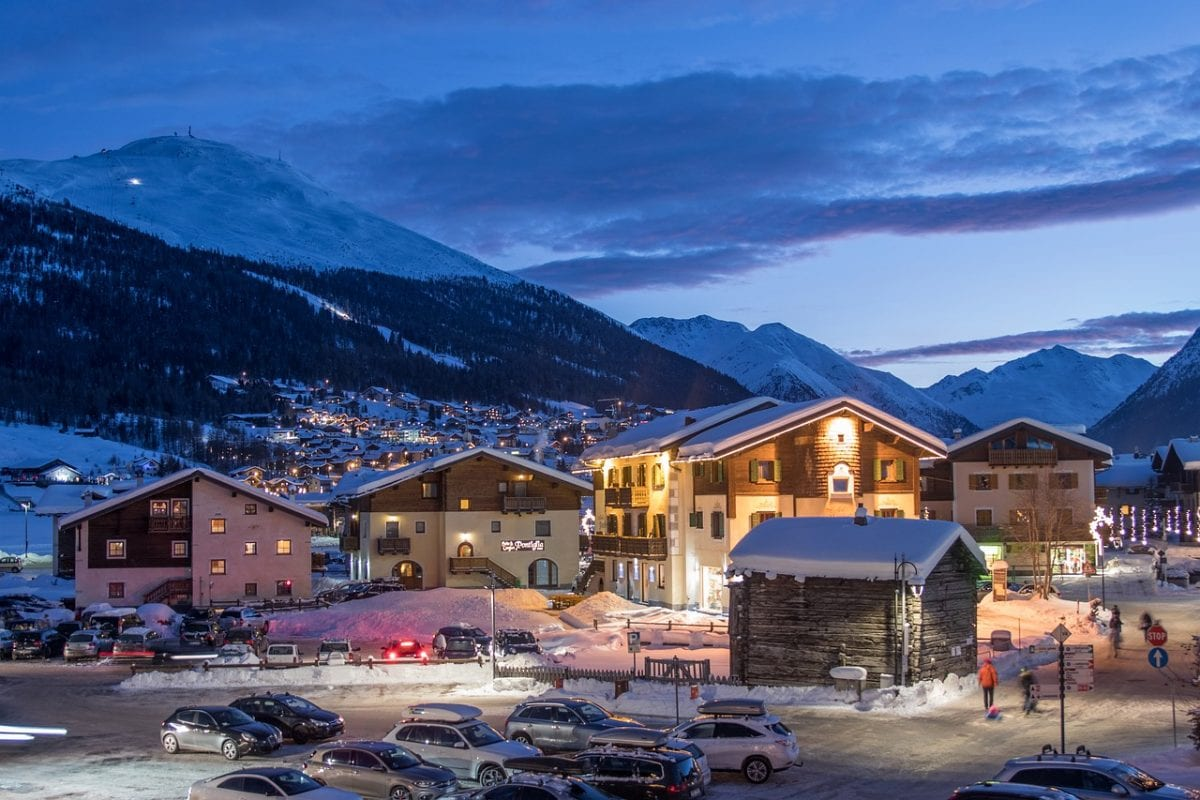 Livigno and Cortina d'Ampezzo among the 15 European Best Ski Resorts 2020