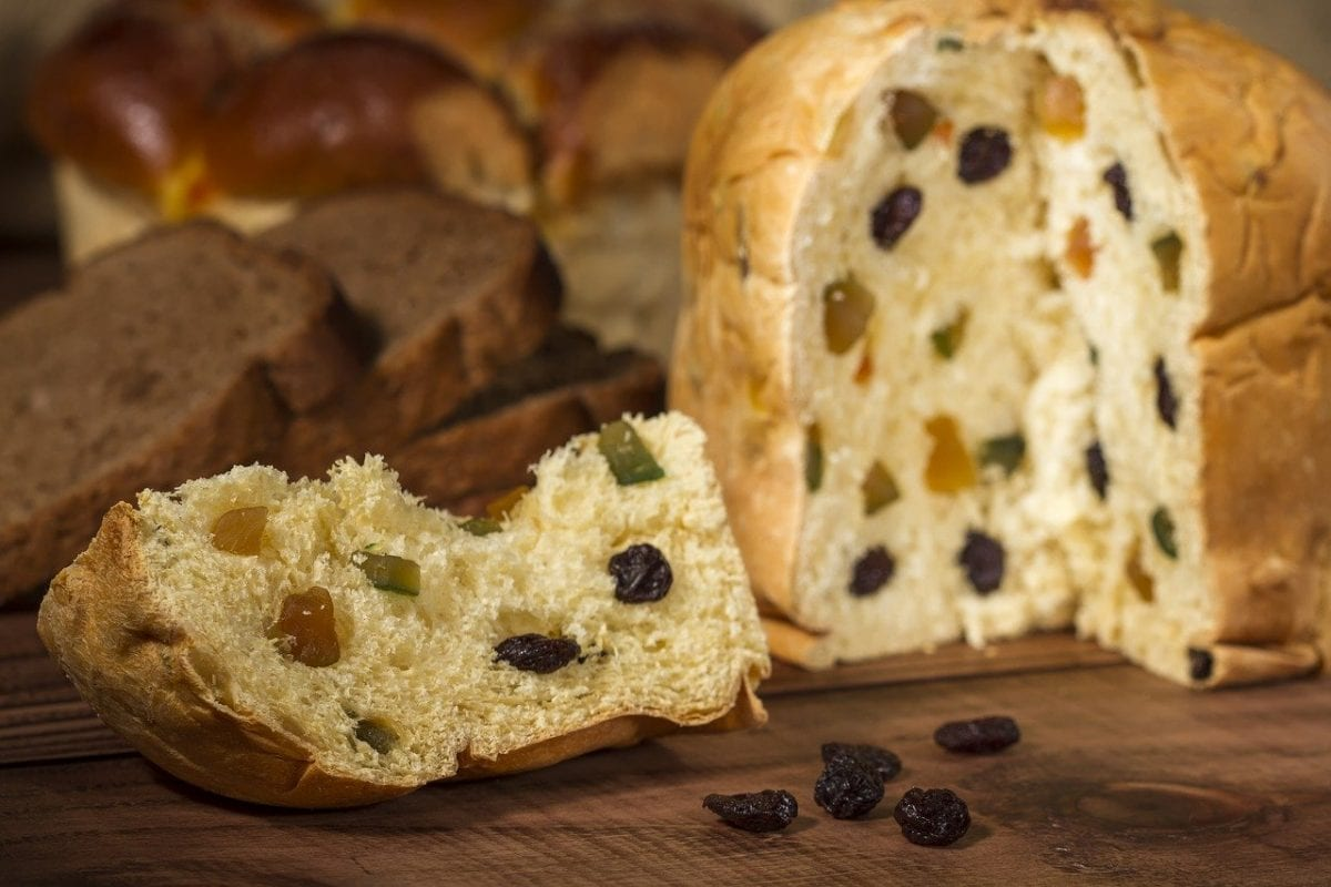 Panettone, as delicious as difficult to make