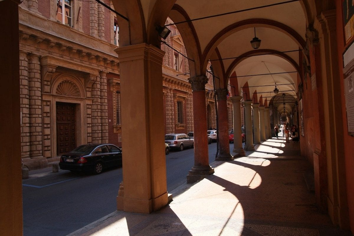Italy puts forward Bologna's porticoes for world heritage status