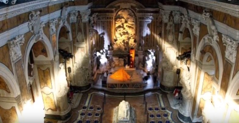 Sansevero Chapel, a breathtaking concentration of beauty