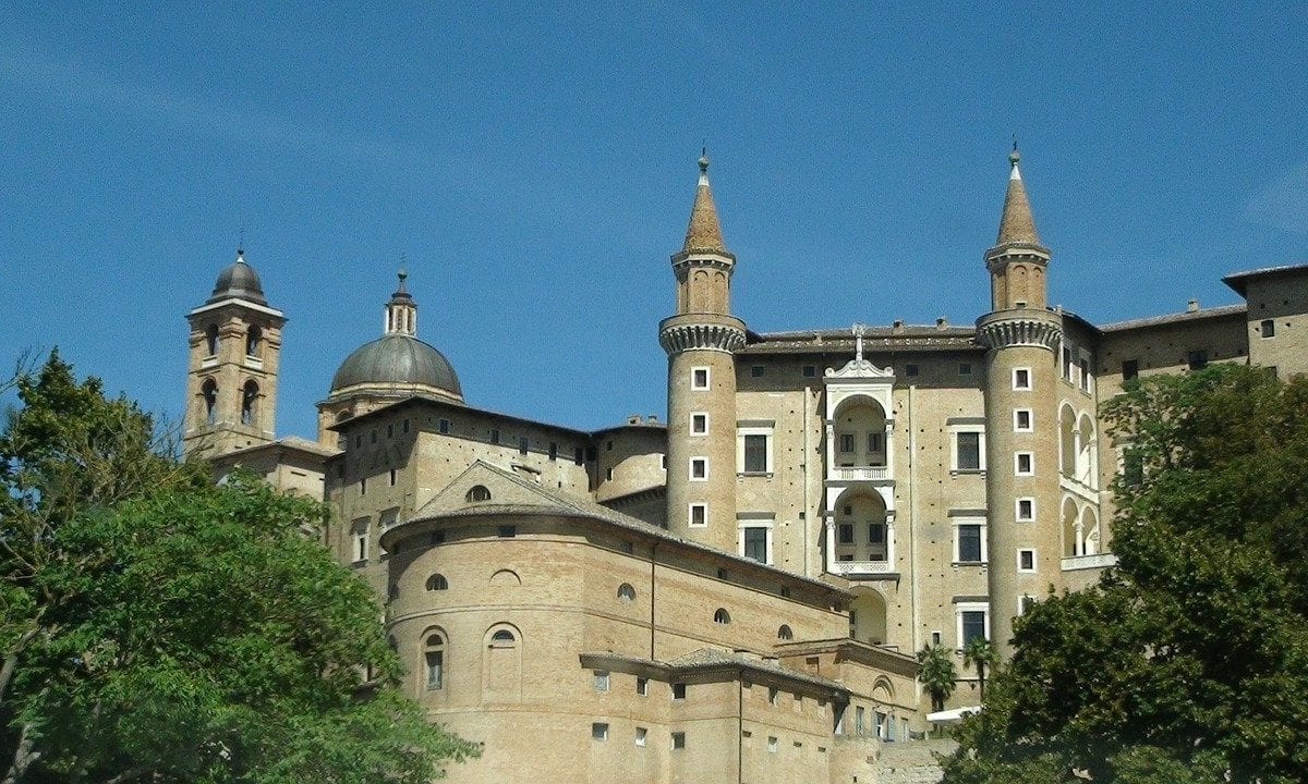 Raphael's Year is the best occasion to visit the Marche