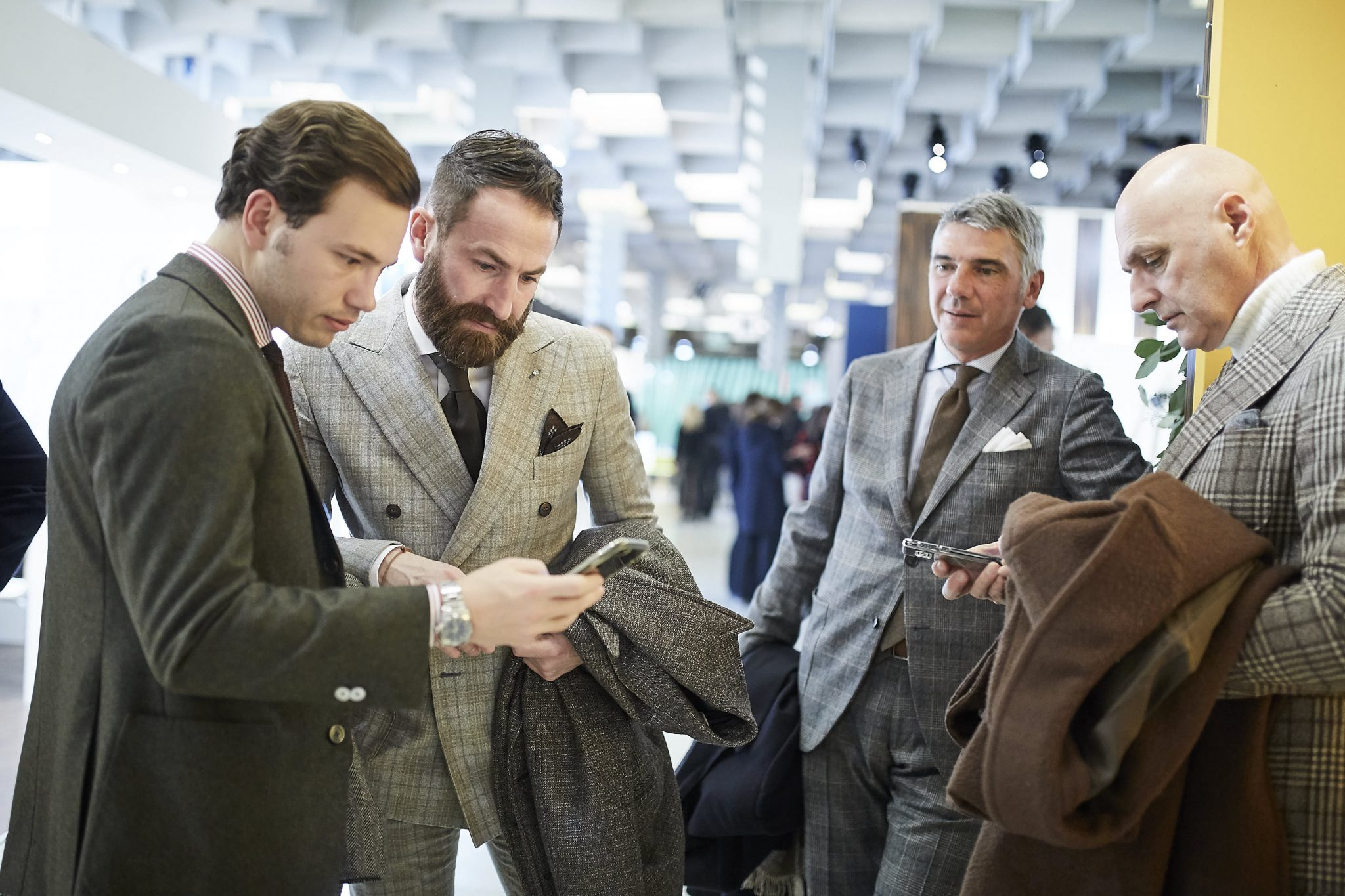 Men's fashion shows postponed to September