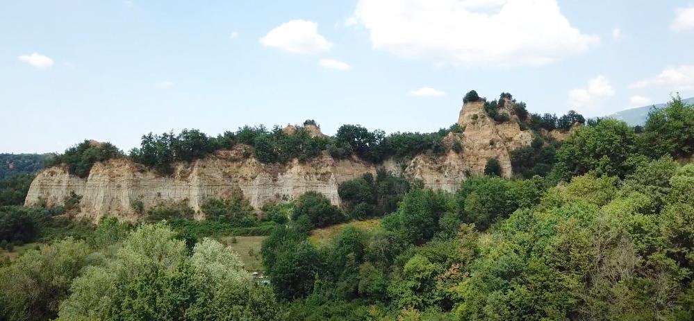 Le Balze: the landscape behind Leonardo's masterpieces