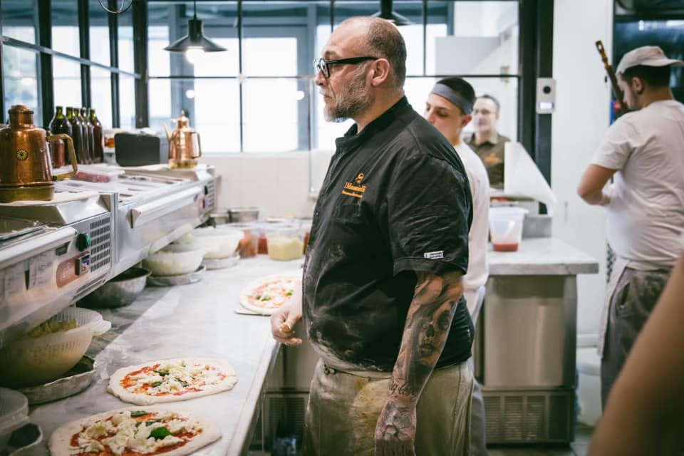 The number one pizza chef in the world opens his Pizza Farm in Apulia