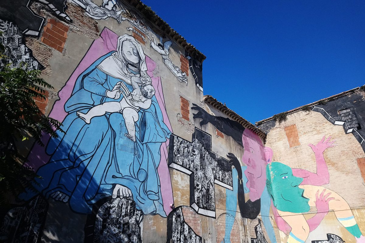 A special map of Italy for street art lovers