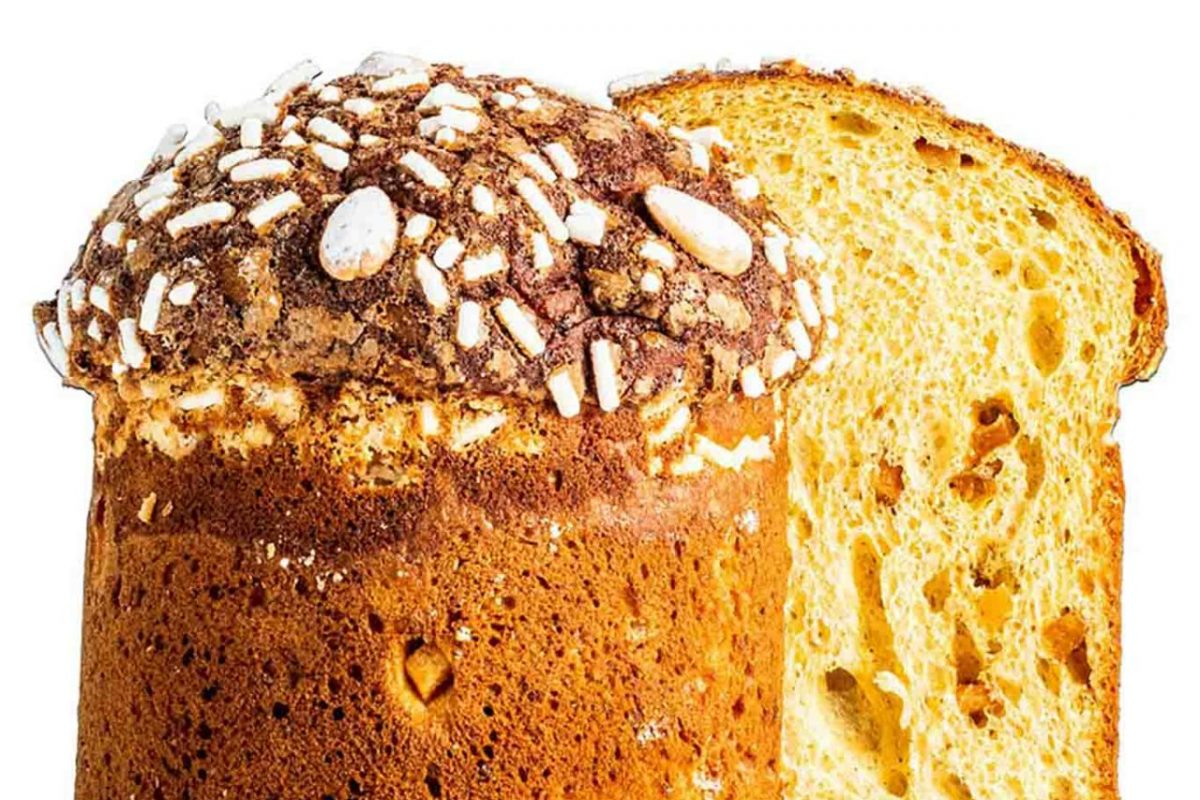 Panettone made by starred chefs