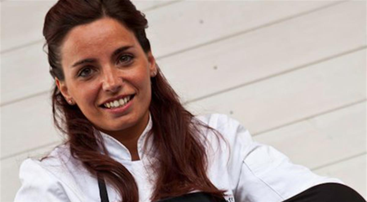 Marianna Vitale, culture and determination to become a starred chef