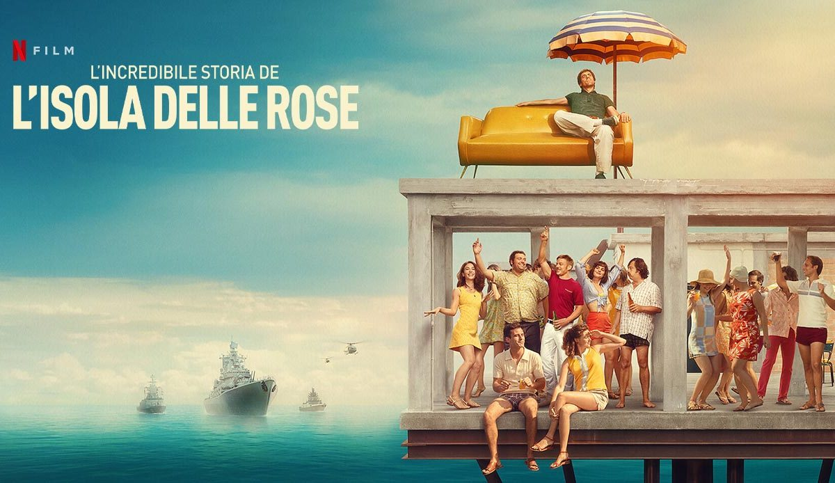 """Rose Island"": the reality behind the fiction"