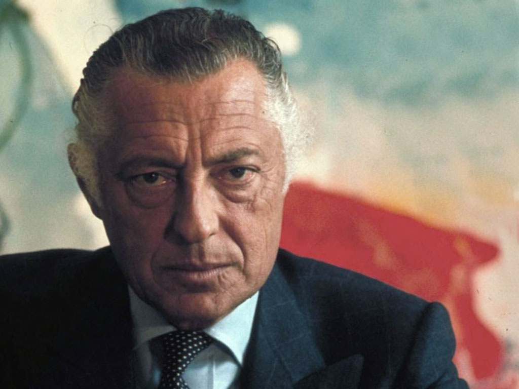 Gianni Agnelli, from Turin to the world