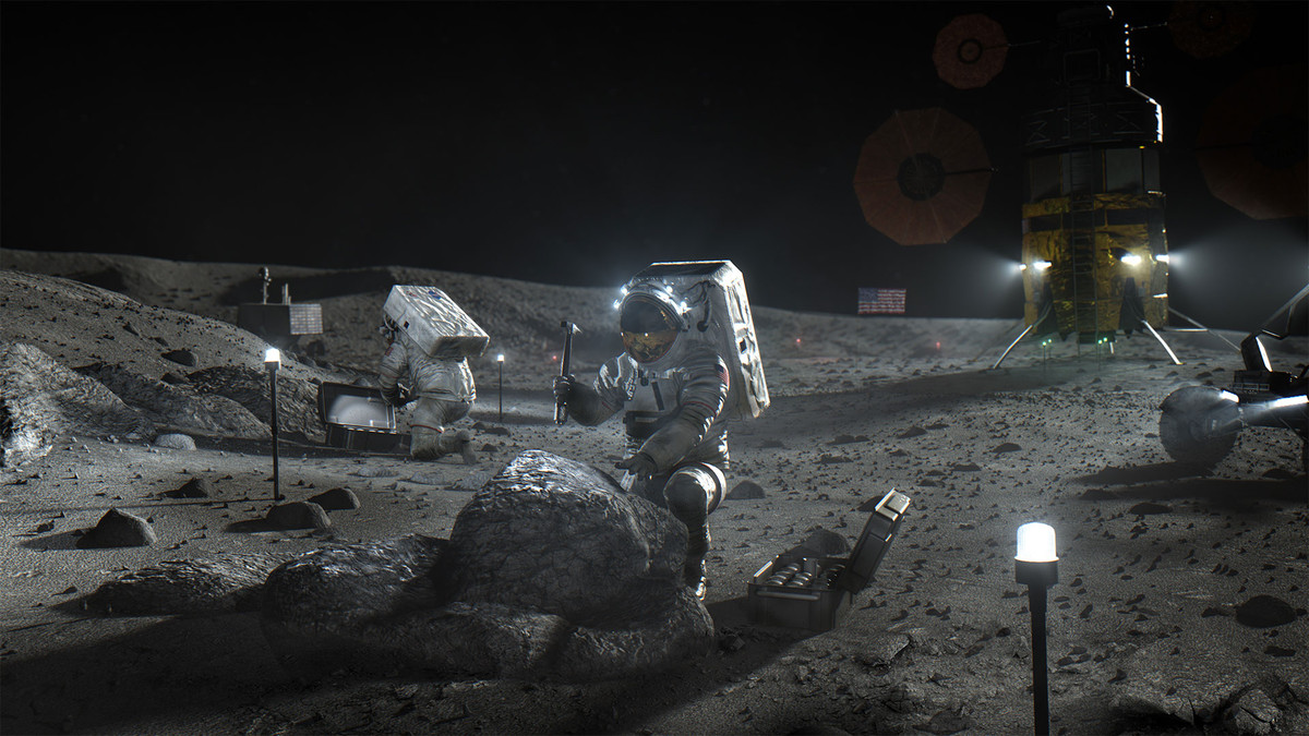Thales Alenia Space wins feasibility study contract for Moon accommodations