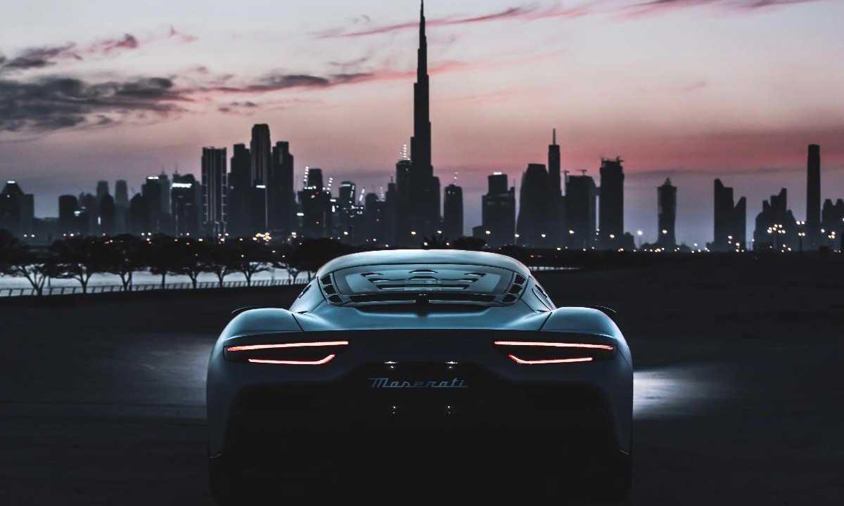 Maserati brings the values of the Made in Italy to Expo 2020 Dubai